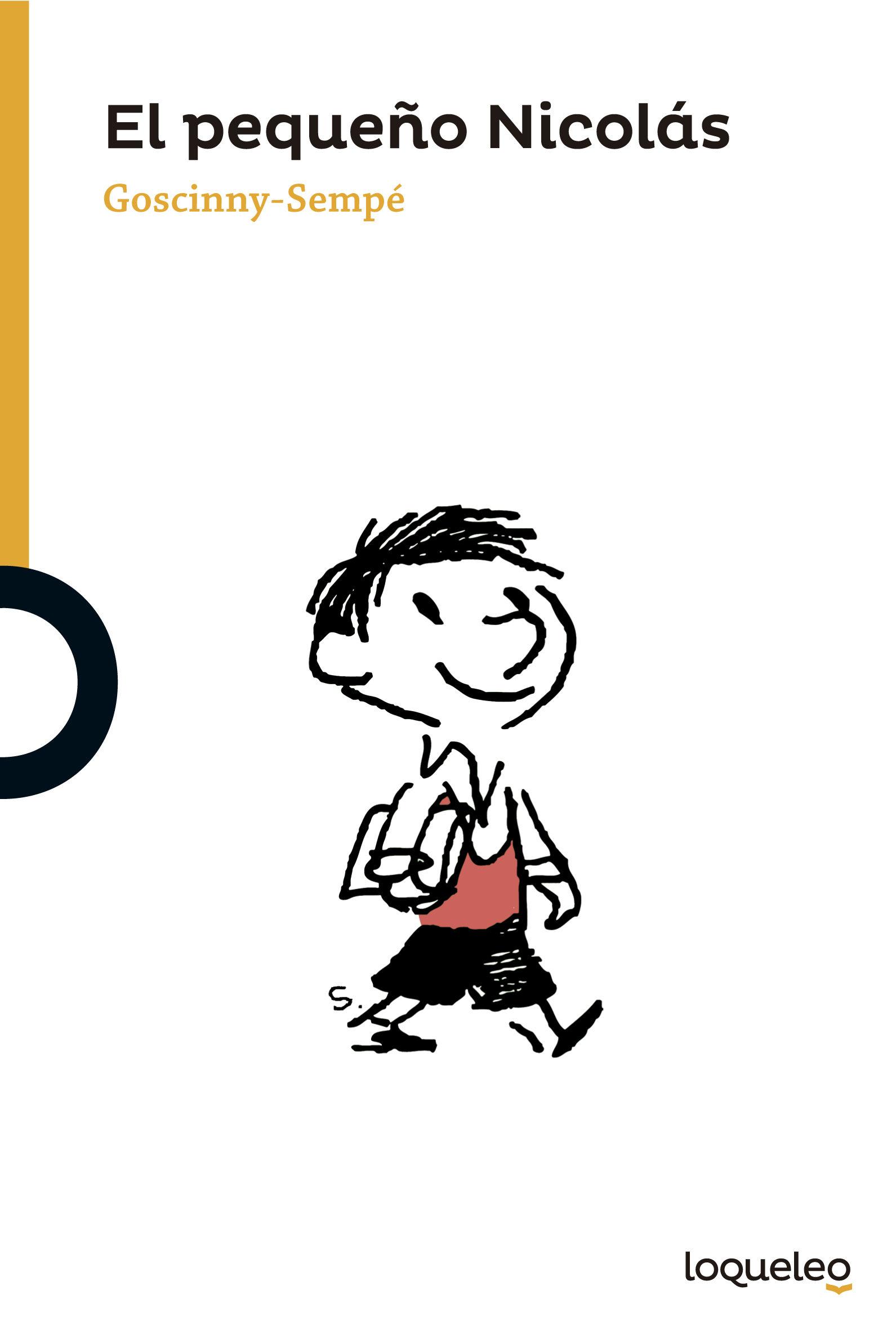 Libro infantil: El pequeño Nicolas